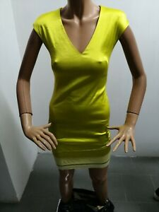 Vestito-PATRIZIA-PEPE-Donna-Taglia-Size-40-Dress-Woman-Vestitino-Lungo-7933