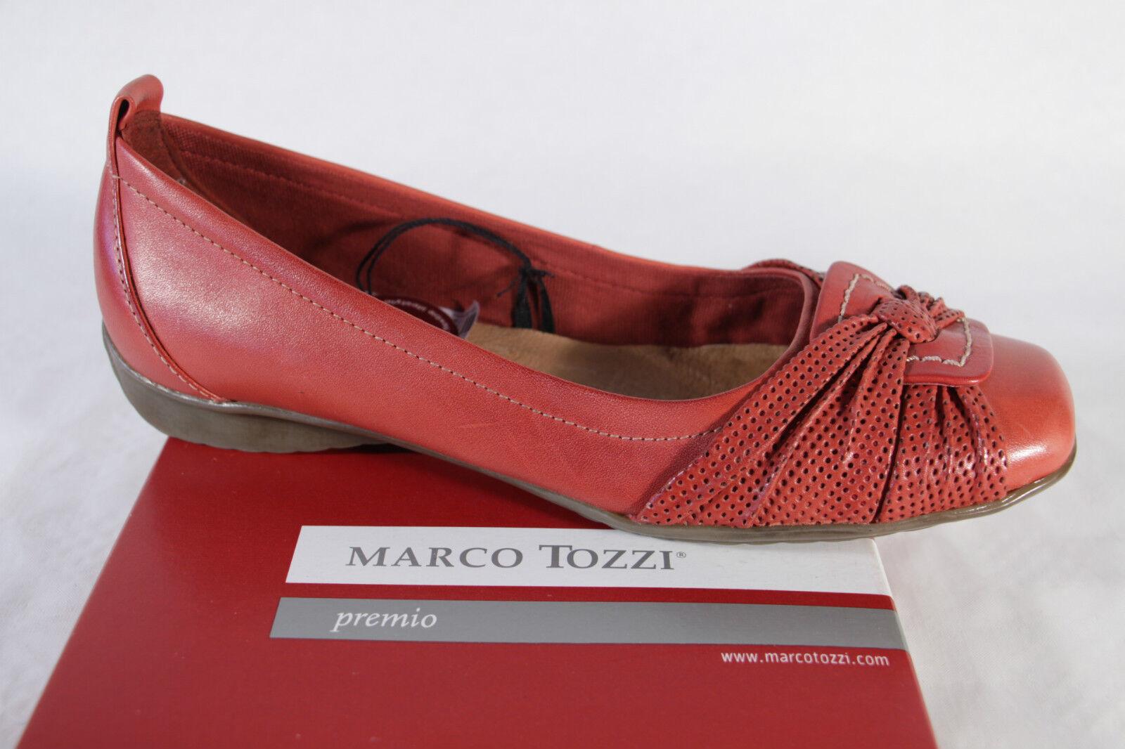 Marco Tozzi Pantaloni per donne Sole  rosse, Morbido Nuovo  ordinare on-line