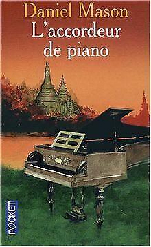 L'Accordeur de piano von Mason, Daniel | Buch | Zustand gut