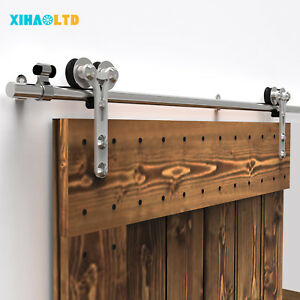 Stainless Steel Sliding Barn Wood Door Hardware Closet