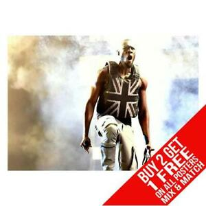 BUY 2 GET ANY 2 FREE STORMZY BB1 POSTER ART PRINT A4 A3 SIZE
