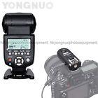 Yongnuo YN-560 III Wireless Flash Speedlite RF-603 Trigger Trasnceiver for Canon