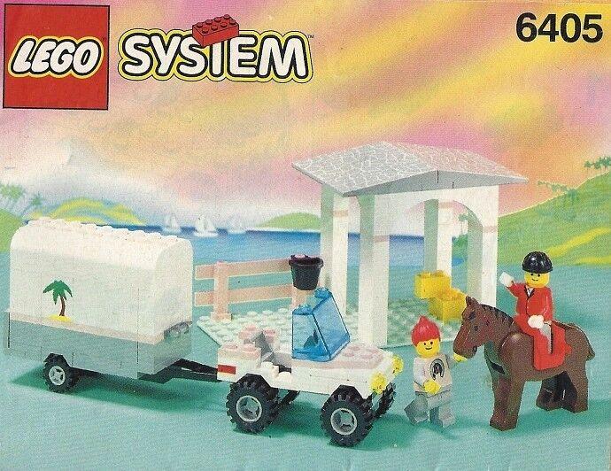 Lego Stadt - Paradisa - 6405 Sunset Sunset Sunset Stables Neu Ovp - Schiffe Weltweit 8e56d9