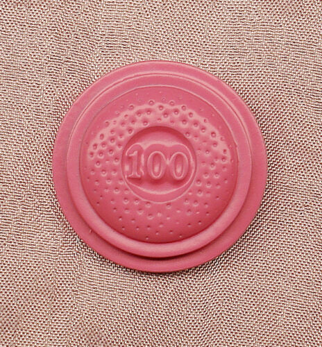 "Empire Pewter Pink /""100 Straight/"" Clay Pewter Pin"