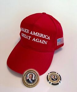 Trump-Red-Golf-Hat-Make-America-Great-Again-Golf-Ball-Marker-Decal-Black