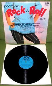 GOOD-OLE-ROCK-N-ROLL-Vol-2-ORIG-1st-UK-JOY-1968-THE-SPANIELS-MOONGLOWS-etc