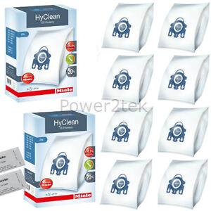 4x genuine miele gn 10123210 sacs d/'aspirateur pour S5281 S5311 S5380 neuf