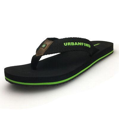Men's Sandals Summer EU 41-46 Beach Pool Thongs Mens Flip Flops Sport Slippers
