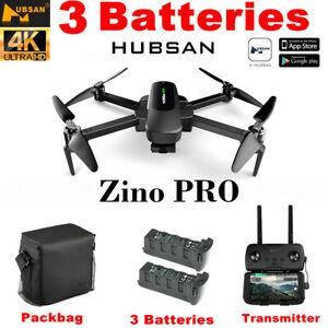 Hubsan Zino PRO 5G FPV APP Drone W/4.5KM 12MP 4K...