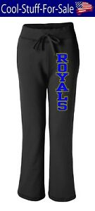 Sweatpants Baseball mit City Kansas Damen Royals Taschen qaw8ZzHTx