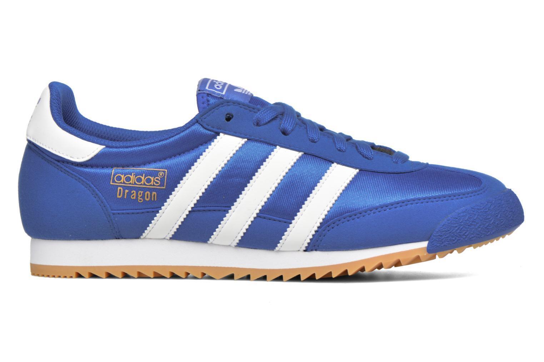 Herren Adidas Originals Dragon Og Turnschuhe Blau