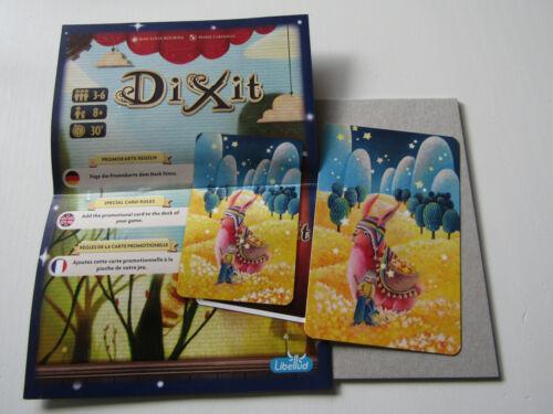 Promo Mini-Erweiterung NEU T11//18 DIXIT