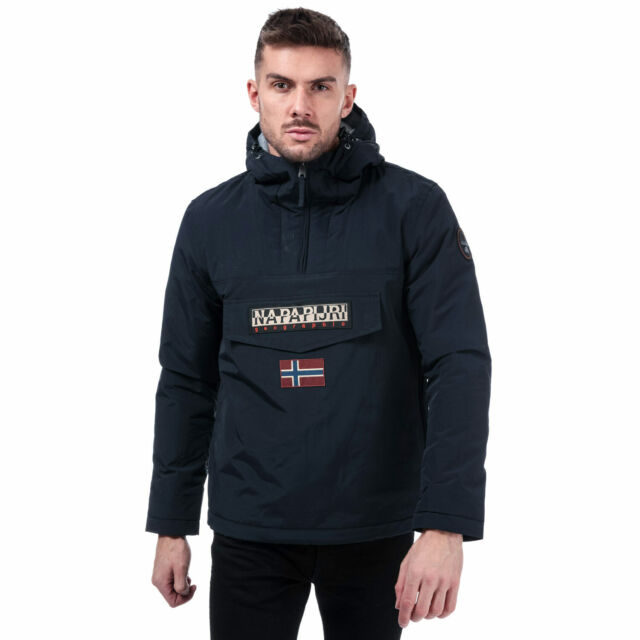 herren Napapijri RAINFOREST WINTER Windbreaker black