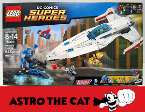 LEGO-Super-Heroes-76028-Darkseid-Invasion-Brand-new-Get-5-off