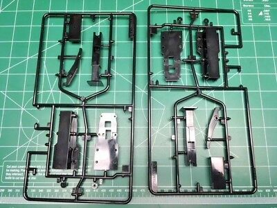 TRAILER STOCK PLASTICS ONLY LEG SUPPORT TAMIYA 1//14 all the trailers 0005500