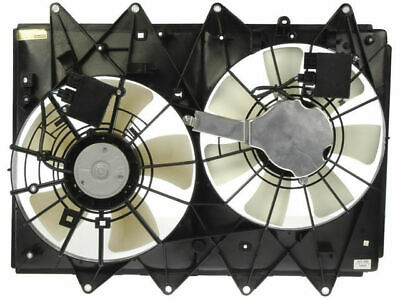 Auxiliary Fan Assembly For 2006-2011 Lincoln Town Car 4.6L V8 2007 2008 S353QJ