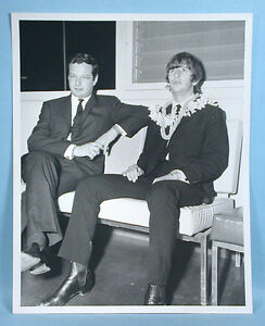 Image Is Loading 1964 Original Beatles Candid Photo Ringo Starr Amp