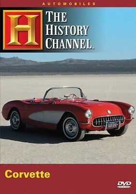 AUTOMOBILES: CORVETTE (HISTORY CHANNEL DOCUMENTARY) RARE AND OOP NEW AND SEALED