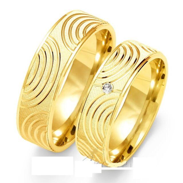 Eheringe Trauringe 333 er Gold Gelbgold 6mm breit  Super preis!!