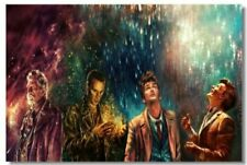 Poster Doctor Who DW TV New Season Bells of Saint A-Town Called Mercy 204