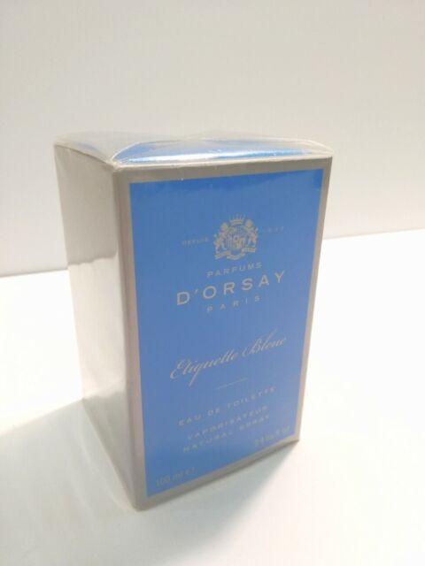 Parfum D'Orsay Etiquette Bleue, Spray 100 ml