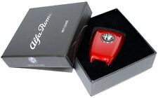Alfa Romeo Giulietta Giulia Red Remote Key Cover in Presentation Box 50548986