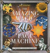 The Amazing Magic Fact Machine by Young, Jay, Good Book