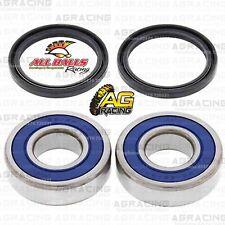 All Balls Racing Rear Wheel Bearings and Seals Kit 25-1548 for TM