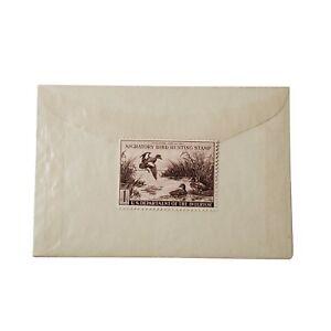 WTDstamps #RW9 1942 US Federal Duck Stamp OG LH