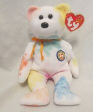 Ty Color Me Beanie Bunny  4988 11th Generation 2003 Retired in ... f398c5ed9677