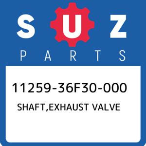 11259-36F30-000-Suzuki-Shaft-exhaust-valve-1125936F30000-New-Genuine-OEM-Part