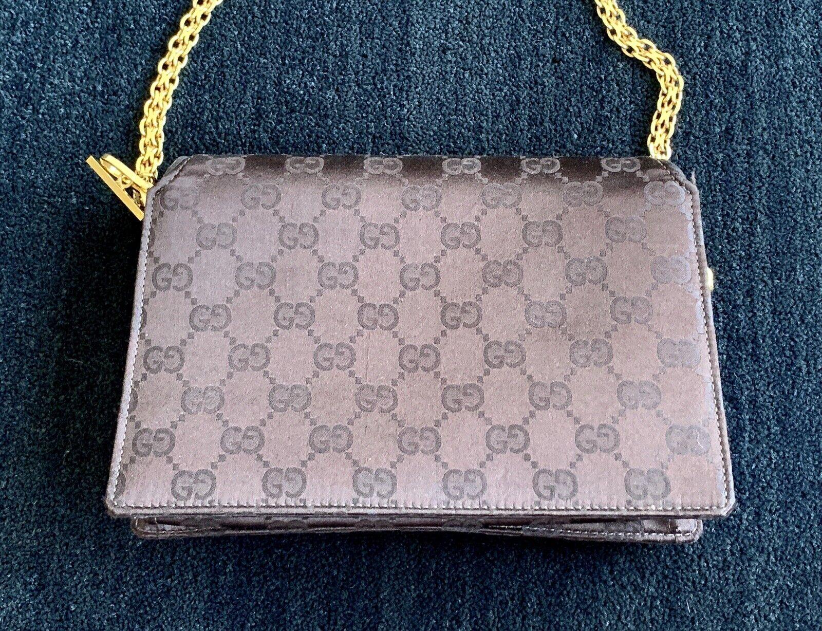 Gucci Vintage Classic Handbag with original box  - image 11