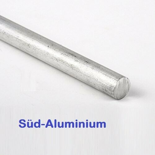Aluminium Rundstangen Alu rund Durchmesser 20 mm 7075 T6 hochfest  Wunschlänge