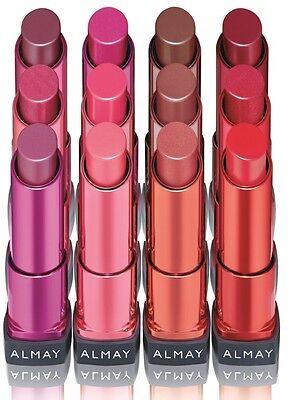 (1) NEW Almay Smart Shade Butter Kiss Lipstick, You Choose!