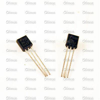 20PCS 2N5457 2N5457G TO-92 JFET N-Channel Transistor