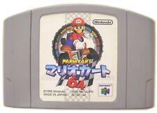 USED Mario Kart 64 Nintendo N64 Super Mario Bros Cartridge Only Japan