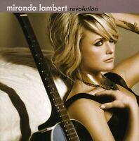 Miranda Lambert - Revolution [new Cd]