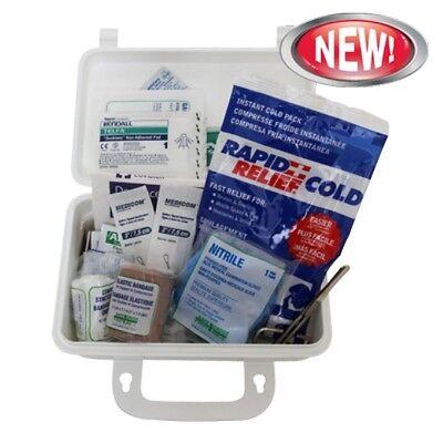 Erste Hilfe - Set - Mini - First Aid Kit von FOX40  mit diversem Inhalt s. Text