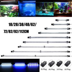 Das Bild Wird Geladen 20 130CM Blau Weiss LED Aquarium Beleuchtung  Unterwasser