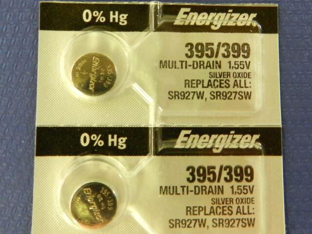Loopacell 395//399 Silver Oxide SR927W // SR927SW 1 Battery
