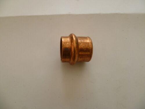 Bänninger CU-Press Fitting Kappe Verschlusskappe 18 P5301