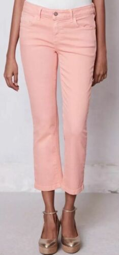 pantaloni taschino petto Anthropologie sul Pantalone etichetta da pesca con NW apertura taglia colore 30 nHYwABqFwx