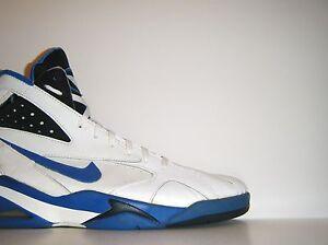 Details about OG Vintage 1993 Nike Air Solo Flight High PE Sample Sz. 17.5 Jordan Basketball