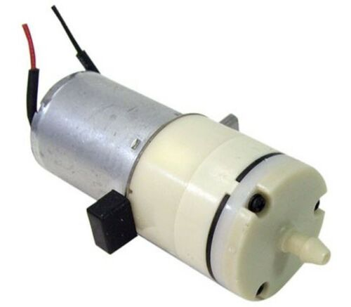 CJP37 C12A5 Mini Oil-less Diaphragm-Type Air Pump 12 VDC 40666P1