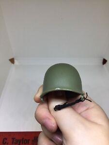 "GI JOE Helmet  FOR 12/"" ACTION FIGURE   1//6 SCALE 1:6 21st Century"