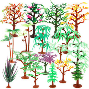 20pcs-Plastic-Tree-Plant-Model-Used-For-Sand-Table-Game-pad-Scene-City-Map-Props