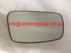 RIGHT DRIVER SIDE MIRROR GLASS FOR VW POLO 2010 Onward