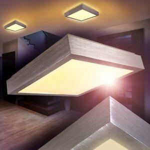 led deckenleuchte design deckenlampe flur leuchte deckenstrahler zimmer lampe 12 ebay. Black Bedroom Furniture Sets. Home Design Ideas