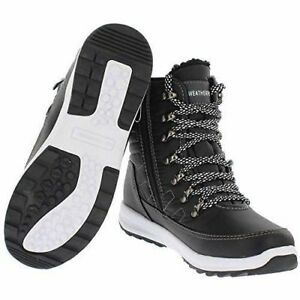 NEW-Khombu-ALEXA-Weatherproof-Women-039-s-Winter-Boots-Black-Various-Sizes