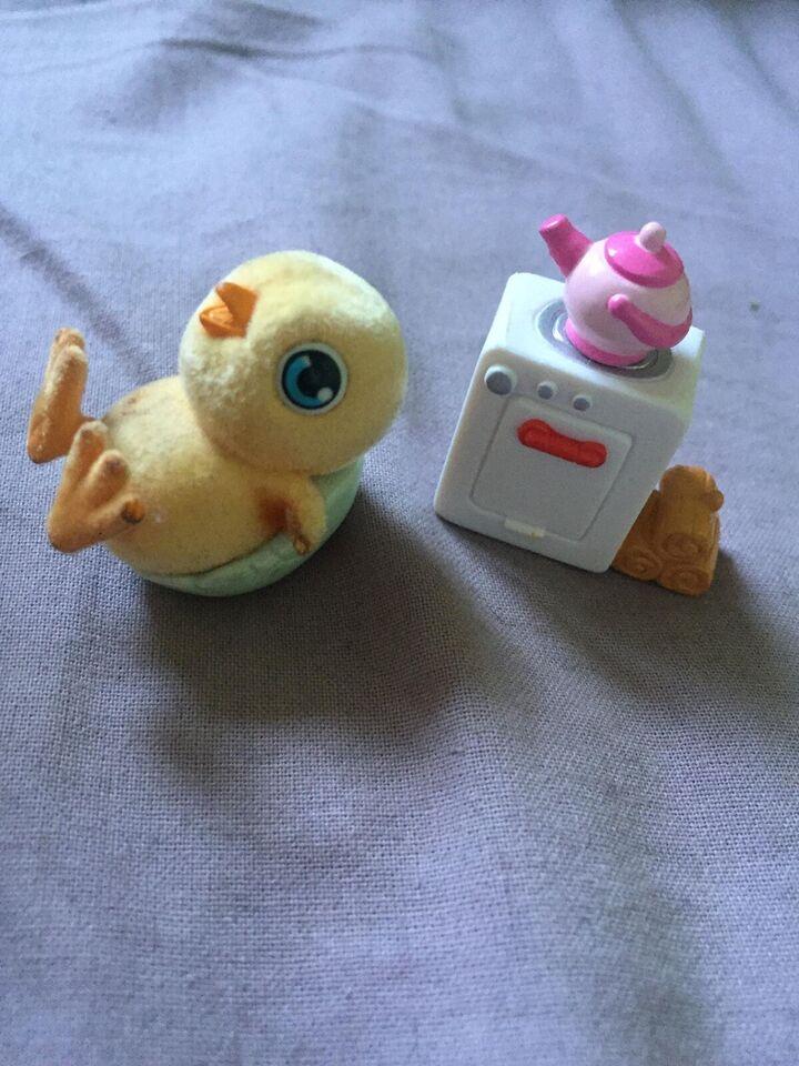 Dyr, In my pocket kylling med hus, In my pocket